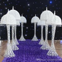Wedding decorations lead the new road bridal decoration jell...