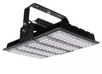 울트라 얇은 LED 홍수 빛 250W finned 라디에이터 Luxeon 투광 IP65 방수 프로젝트 높은 극 램프 AC85-265V 3 년 보증 LLFA
