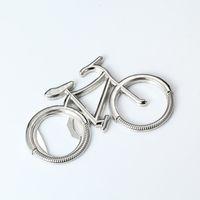clés de bière à la mode vélo vélo en métal décapsuleur anneaux pour le cadeau de motard amateur de vélo créatif pour le cyclisme IC563