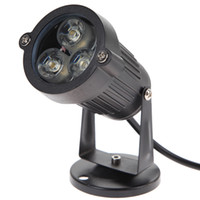 Wholesale- 9W LED Lawn Light 12V Outdoor Waterproof IP65 Spot Lighting LED Garden light Lawn Lamps