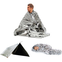 Outdoor Camping Emergency Blanket Survival Rescue Insulation...