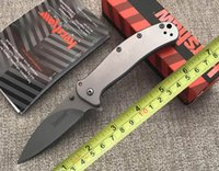 OEM Kershaw 1730ss 1730SSt Very Smooth 8C18Mov 59HRC Camping...