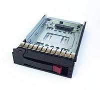 """HP 654540-001 o 373211-001HP 2.5 """"SSD A 3.5"""" SATA Convertidor de la bandeja de la unidad de disco duro"""