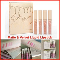 In Stock Kylie Jenner Send Me More Nude Liquid Lipstick 4Col...