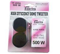 TP-005A 500W Universal Alta Eficiência 2x Car Mini Dome Tweeter Altifalante Alto-falante Alto Alto Poder Automático Auto Som Venda Quente