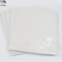 Livraison gratuite 10 pcs 20 x 15 cm Blank Tatouage Pratique Feuille de Peau pour Aiguille Machine Supply Kit Plaine