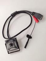 1megapixel ip câmera plug play, mini 720p câmera ip pinhole lens.with microfone, suporte o protocolo ONVIF padrão.
