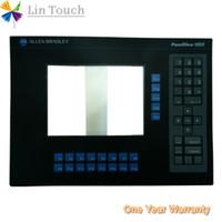 NEW Panelview 1200 2711-KA1 2711-KC1 2711-KC1X HMI PLC Membranschalter Tastatur Tastatur verwendet, um die Maschine mit der Tastatur zu reparieren