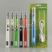 Vape Pens eGo CE4 Blisterpackung für die Gesundheit von elektronischen Zigaretten 650 900 mAh UGO V II eVod Micro-USB-Durchgangsbatterie für eCigs