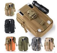 Unisex Outdoor Sport Casual Tactical Belt Loops Waist Bag Mo...