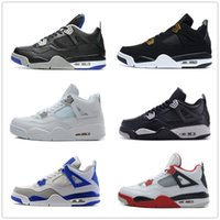 4s Classic 4 pure money Basketball Shoes royalty Alternate M...