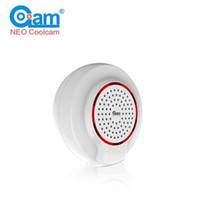 Sensore di allarme sirena wireless a onde Z a 868,42 MHz compatibile con allarme per onde Z Plus Allarme per domotica