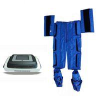 Luftdruck weit Infrarot Pressotherapie Body Wrapp Slimming Machine Detox Stiefel Pressotherapieanzug Lymph Drainage Massageausrüstung