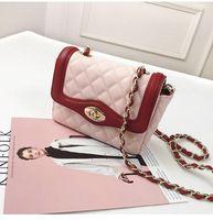 2017 cadeia de moda bolsas bolsas mulheres famosas marcas de designer saco alça da mala mensagem franja ombro crossbody luxo de couro top-alça sacos