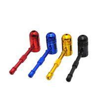 Kleine Mini Hammer Metallrohr Viele Farben Kreative Günstige Pfeifen Beste Geschenk Für Raucher Tragbare Tabakpfeife