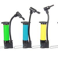 Portátil mini acessórios da bomba montanha autêntica equipamentos de estrada de montanha bicicleta de alta-pressão bicicleta 120 g