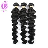 Loose Wave 3 bundles Malaysian Hair Unprocessed Virgin Hair ...