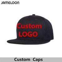 Zefit Snapback özel kap özel trucker şapka 3D Nakış Baskılı Logo Düz Bill monte ayarlanabilir kişiselleştirin beyzbol şapkası şapka