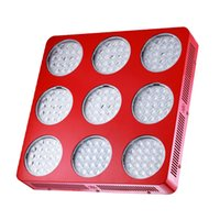 1890W Doppia chips Spectrum a LED Grow Grow Light Hydroponics Serra Piante VEG e Bloom GoldenRing GoldenRing Grow Tent Panel Light Fixture