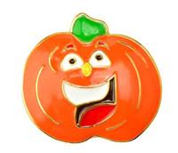 Lureme Perno di Halloween Moda Lega Hollow Pumpkin Pin Spilla Broach per le donne uomini Accessori regalo di Halloween Badge gioielli