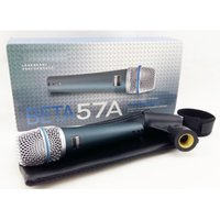 New Label !! High Quality Version Beta 57a Vocal Karaoke Handheld Dynamic Wired Microphone Microfone Mike 57 A Mic