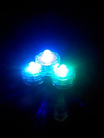 Geprijsde Supply LED Electronic Candle Lights Candle Round The Tanded Waterproof Diving Aquarium Diving Lights