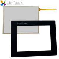 NEW HMISTU855 HMIS85 HMI SPS TouchScreen UND Front-Label-Film Touchscreen und Frontlabel