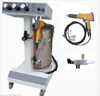 Электростатический Powder Coating Распылитель, спрей машины, краски системы