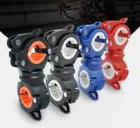 Two- color 360 Degree Rotated Cycling Grip Mount Bike Clamp C...