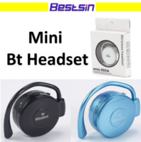 Mini 502 Bluetooth Headset For Phone call Handfree Single Ea...