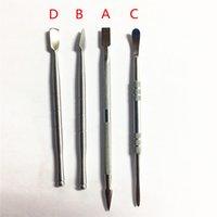 왁스 dabber 도구 왁스 분무기 스눕 키트 전에 왁스 도구 g5 스테인레스 스틸 dab 티타늄 못 청소 도구 건조 허브 기화기 펜