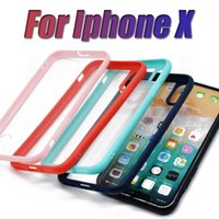 Transparent Soft Silicone Case For IPhone X 8 7 6 Plus 6S Cl...