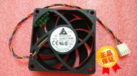 El original 0,24 A Delta AUB0712MB DC12V 7015 70 * 70 * 15MM PWM 4 línea CPU mute ventilador de refrigeración