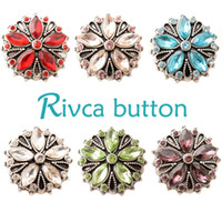 D02347 Free Shipping Fashion 18mm Snap Buttons DIY snap butt...