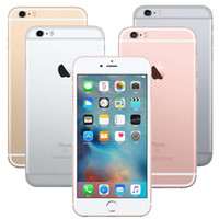 4,7 pouces Apple iPhone 6S Plus Original remis à neuf iOS Smart Phone 2 Go RAM 16 Go 64 Go 128 Go ROM Fingerprit Touch ID Cellphone