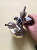 Accoppiatore per fusti tipo G, testa per fusti, con valvola limitatrice di pressione, filettatura 5 / 8'G, per fusti di birra a forma di barile