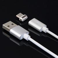 2 في 1 مغناطيسي TPE USB شاحن كابل بيانات الشحن مزامنة الحبل كابل مايكرو USB نوع- C نوع C لجوجل نيكزس Letv سامسونج