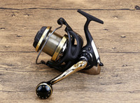 WF4000- 9000 far cast wheel vessel spinning fishing reels roc...