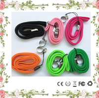 cheap ego Lanyards with metal buckle string , necklace for e...