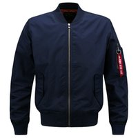 US Bomber Pilot Jacket Men Flying Air Force one AM 1 Jacket ...