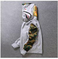 Mens feminino esportivo desportista casaco tracksuit pulôver velo lã crewneck pássaro ovo drake preto hip hop stusay hoodie homens tubarão boca