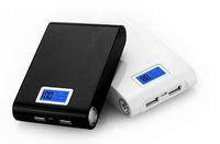 Banca mobile di potere 12000mAh senso esterno portatile di potenza della batteria di sostegno del caricatore Pack per iPhone 6 5s 4s HTC Samsung s4 s5
