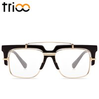 Wholesale- TRIOO Cool Mens Eyewear Frames With Oiriginal Cas...