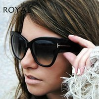 Wholesale- ROYAL GIRL Luxury Brand Designer Women Sunglasses ...
