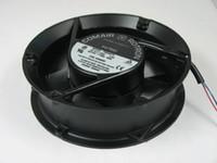 COMAIR ROTRON PQ24B7X DC 24V 1.0A 3 선식 170X170X50mm 서버 라운드 냉각 팬