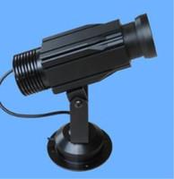 la qualité de l'IGH LED de lumière Custom Logo Gobo projecteur lampe de projection d'images publicitaires, 12wStatic Projecto 1color