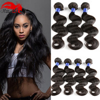 Hannah product Brazilian Body Wave Hair Extensions 3Bundles ...