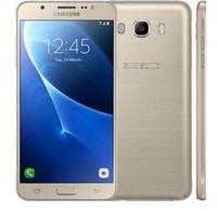 2016 Original Samsung Galaxy J7 J710F 5.5 Polegada Ram 1.5 GB Rom 16 GB Desbloqueado Remodelado celular