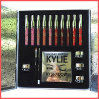 Factory Direct DHL Free 2017 New arrived in stock KYLIE Holi...