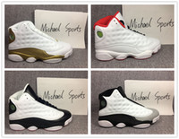 13s Classic 13 basketball shoes olive hyper royal DMP HOF bl...